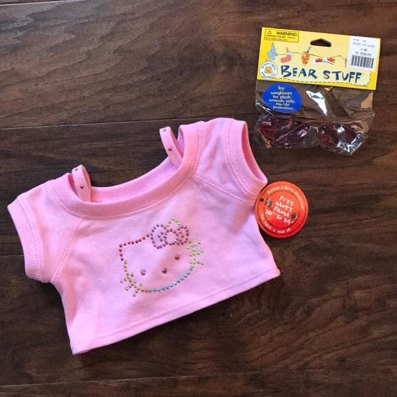 Build a Bear The Child T-Shirt NWT